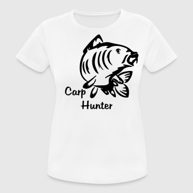 Carp Hunter - Women's Breathable T-Shirt