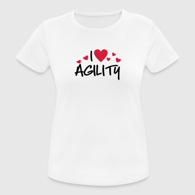 agility - Women's Breathable T-Shirt