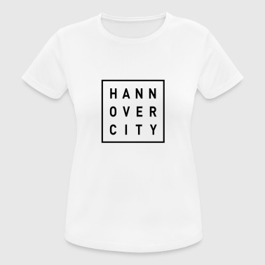 Hannover City - Camiseta mujer transpirable