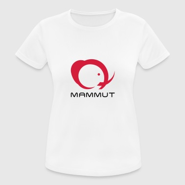 MAMMOTH Signet - Women's Breathable T-Shirt