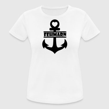 Anchor Fehmarn - Women's Breathable T-Shirt