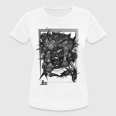 Medusa - Women's Breathable T-Shirt