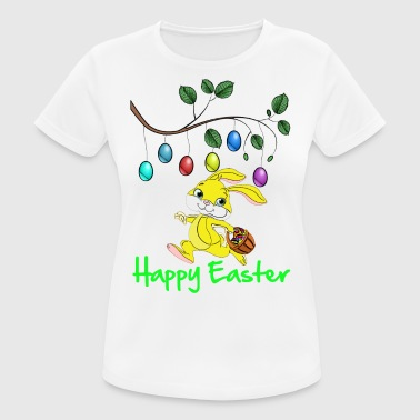Easter Easter, happy easter, easter bunny, happy easter - Women's Breathable T-Shirt