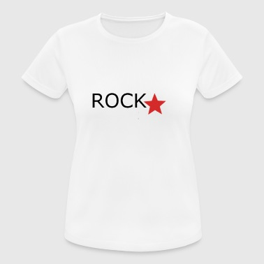 Rock star - Women's Breathable T-Shirt
