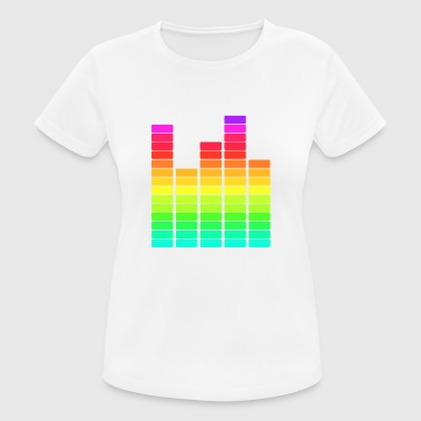 Electronic Music - Women's Breathable T-Shirt