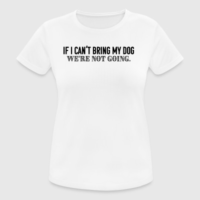 Dog Always Wins - Women's Breathable T-Shirt