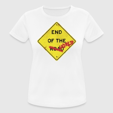 World's End - Women's Breathable T-Shirt
