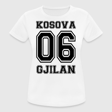 Kosova Gjilan - Women's Breathable T-Shirt