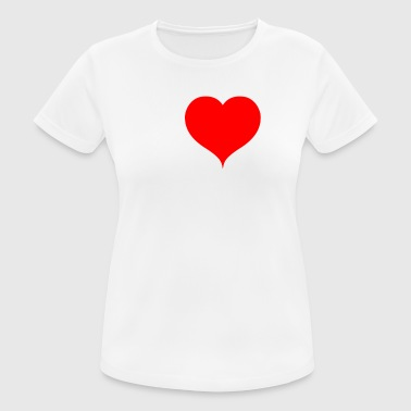 I love mobile phone smartphone - Women's Breathable T-Shirt