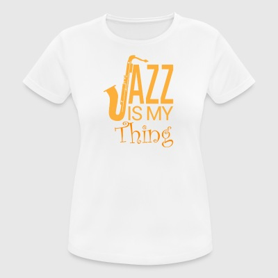 Jazz - My Passion - Women's Breathable T-Shirt