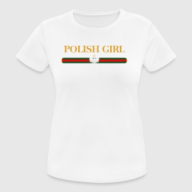 Polish Girl - Women's Breathable T-Shirt