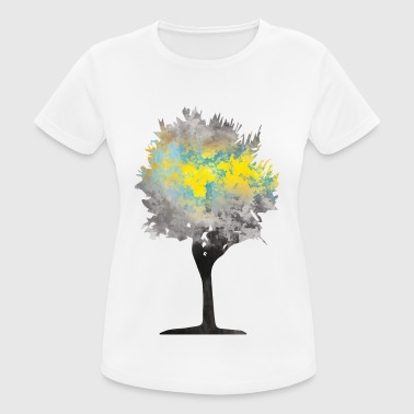 Tree - Women's Breathable T-Shirt