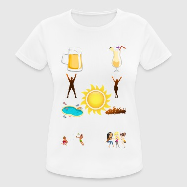 summer - Women's Breathable T-Shirt