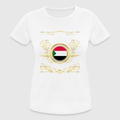 PRINCESS PRINCESS QUEEN BORN SUDAN - Women's Breathable T-Shirt