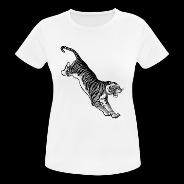 tiger - Women's Breathable T-Shirt