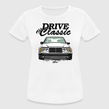 W124 drive the classic - Women's Breathable T-Shirt