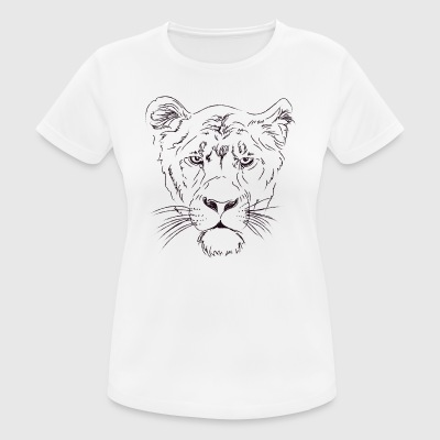 lion - Women's Breathable T-Shirt
