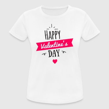 Valentine's Day - Women's Breathable T-Shirt