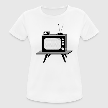 TV - Women's Breathable T-Shirt