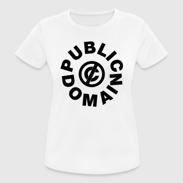 public domain - Women's Breathable T-Shirt