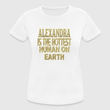 Alexandra - Women's Breathable T-Shirt