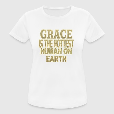 Grace - Women's Breathable T-Shirt