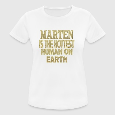 Marten - Women's Breathable T-Shirt