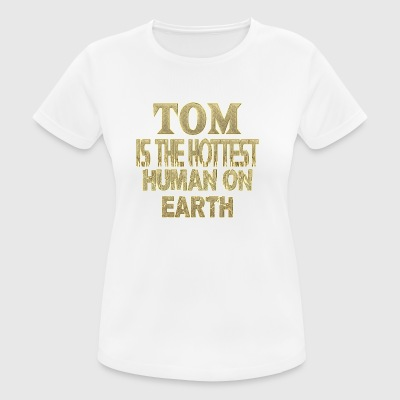 Tom - Dame T-shirt svedtransporterende