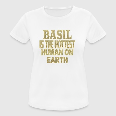 Basil - Women's Breathable T-Shirt