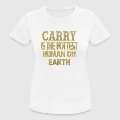 Carry - Women's Breathable T-Shirt