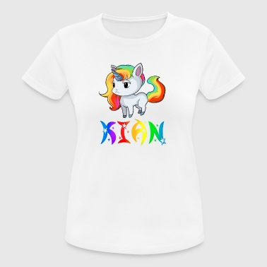Unicorn Kian - Women's Breathable T-Shirt