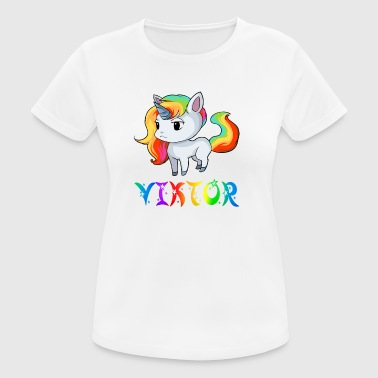 Unicorn Victor - Women's Breathable T-Shirt