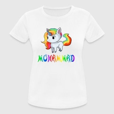 Unicorn Mohammad - Women's Breathable T-Shirt