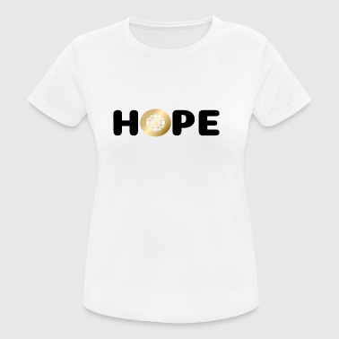 Hope crypto Diamond DMD crypto coin png - Frauen T-Shirt atmungsaktiv
