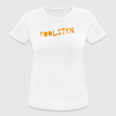 The coolest aunt tractor - Women's Breathable T-Shirt