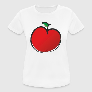 Apple - Women's Breathable T-Shirt