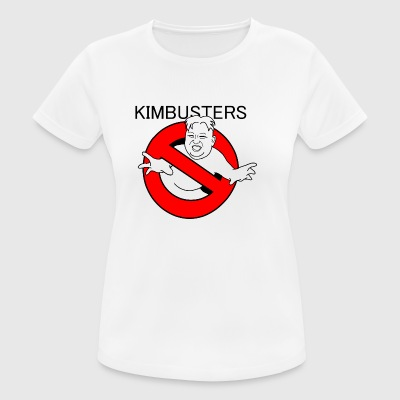 Kimbusters - Women's Breathable T-Shirt