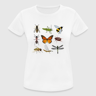 insects - Women's Breathable T-Shirt