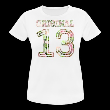 2013 - 13 Years - Women's Breathable T-Shirt
