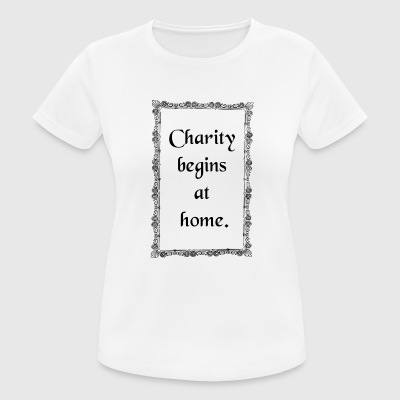 charity - Women's Breathable T-Shirt