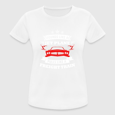 Sounds Like A Jet Plane T Shirt Gift - Frauen T-Shirt atmungsaktiv