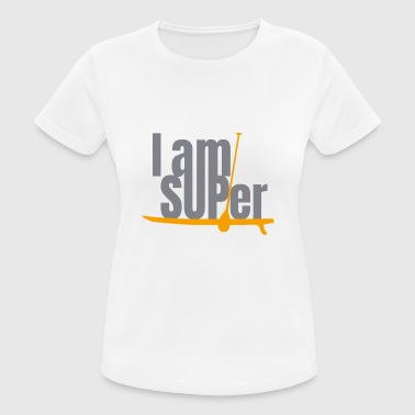 I AM SUP - Women's Breathable T-Shirt