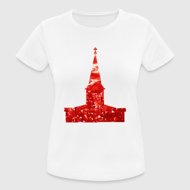 church - Women's Breathable T-Shirt