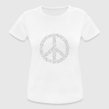 Peace - Women's Breathable T-Shirt
