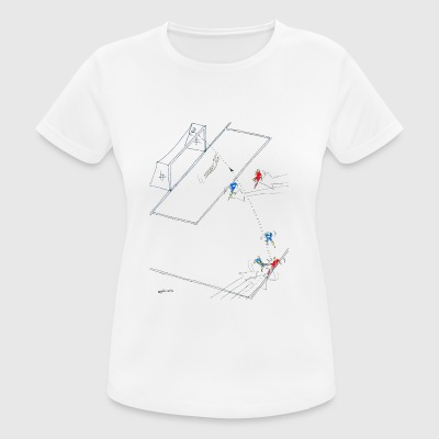 The right at the intersection - Women's Breathable T-Shirt