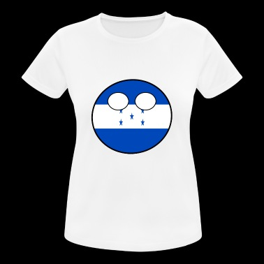 Countryball Country Homeland Honduras - Women's Breathable T-Shirt