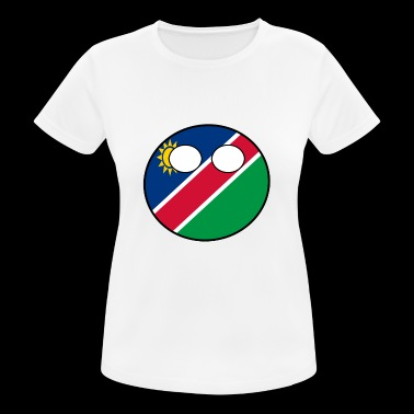 Countryball Country Homeland Namibia - Women's Breathable T-Shirt