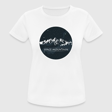 MOUNTAIN - Frauen T-Shirt atmungsaktiv