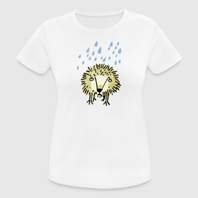 Hedgehog - Women's Breathable T-Shirt