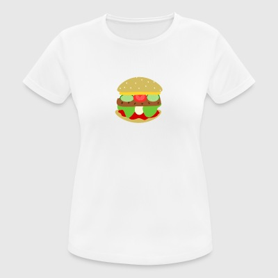 Big Mac - Dame T-shirt svedtransporterende
